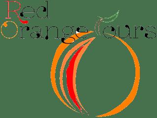 Red Orange Tours Logo