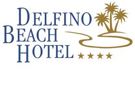 logo delfino beach