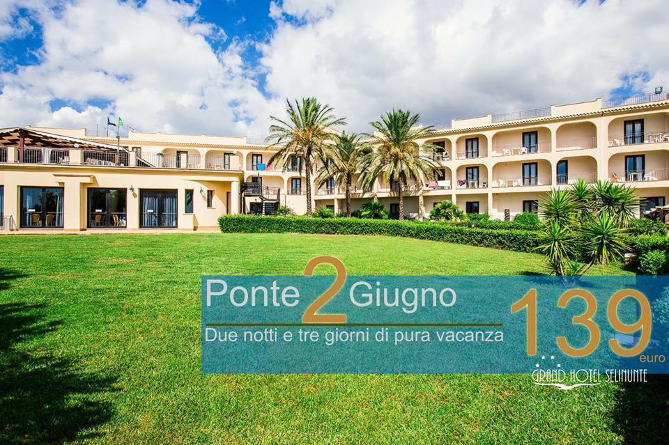 PONTE DEL 2 GIUGNO GRAND HOTEL SELINUNTE