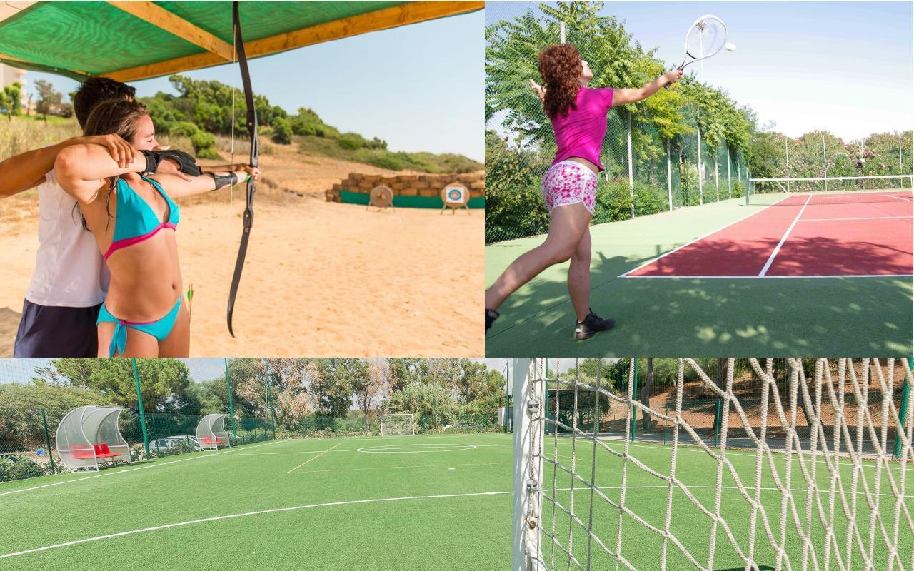 sport aperto paradise beach resort