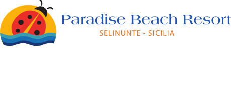 paradise beach resort logo