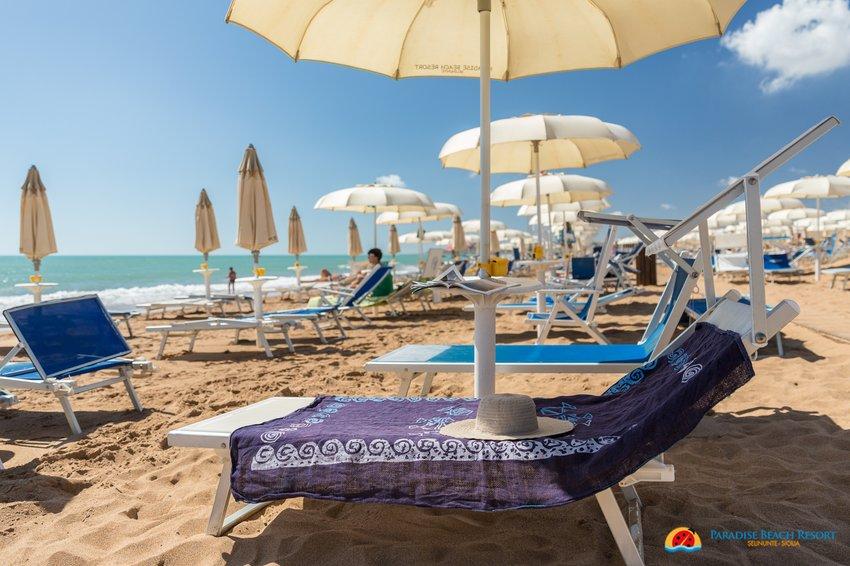 spiaggia paradise beach resort