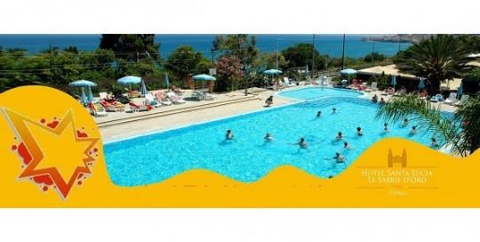 Hotel Santa Lucia Sabbie D'oro Cefalù 15 Giugno 2018