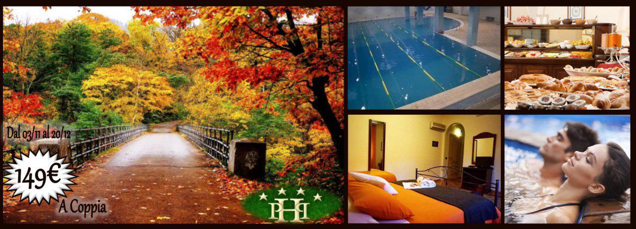 WEEKEND BENESSERE D'AUTUNNO – PHP P.za Armerina