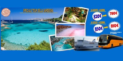 SPECIALE TOUR SARDEGNA