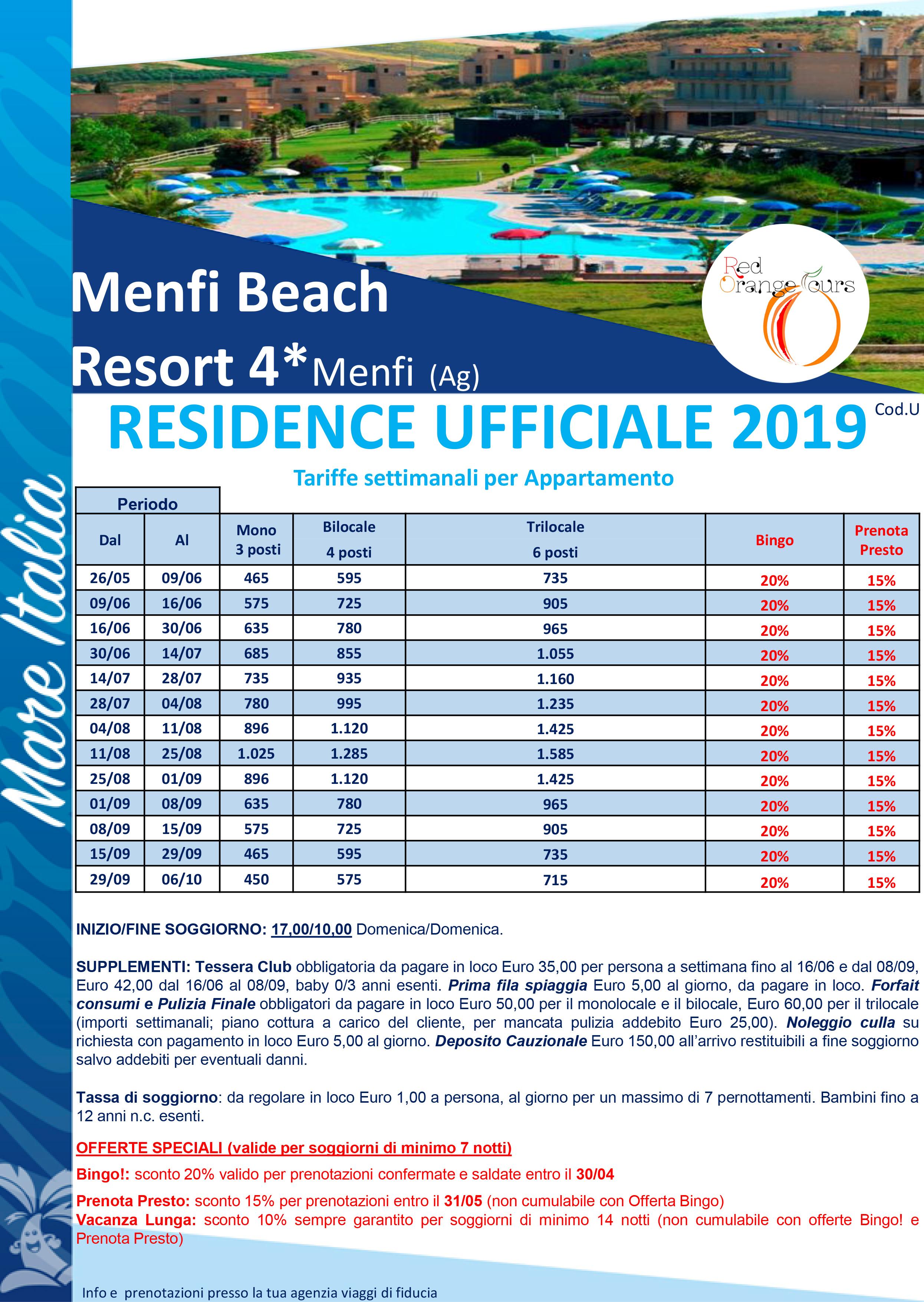 menfi beach con azzurra