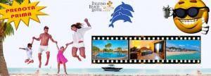 delfino beach settimane 2019