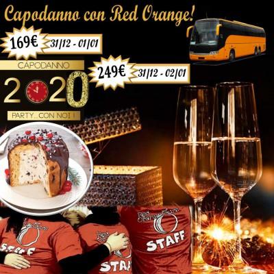 Capodanno 2020 Red Orange