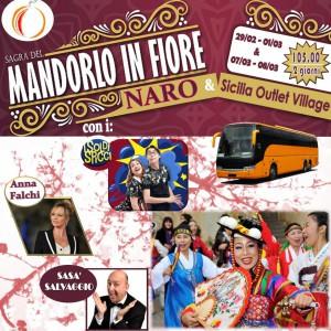 Mandorlo In fiore E Sicilia outlet village