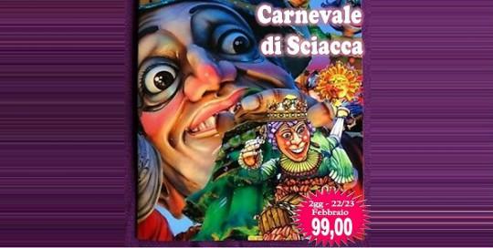 Weekend Carnevale di Sciacca