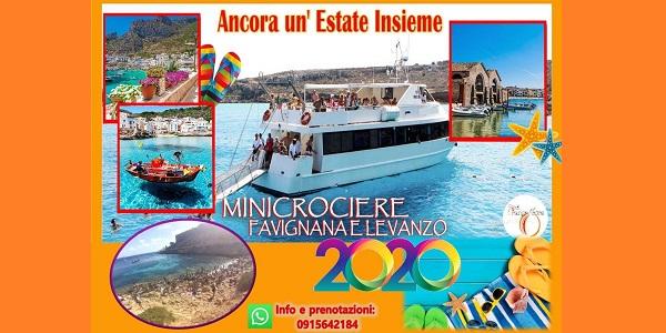 ⛴🏊♂️#𝑭𝑨𝑽𝑰𝑮𝑵𝑨𝑵𝑨 𝑬 #𝑳𝑬𝑽𝑨𝑵𝒁𝑶 – #𝑴𝑰𝑵𝑰𝑪𝑹𝑶𝑪𝑰𝑬𝑹𝑨 👉 33,00€ DI #MINICROCIERA + #PRANZOABORDO