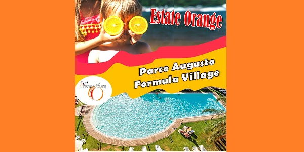 ESTATE ORANGE AL PARCO AUGUSTO
