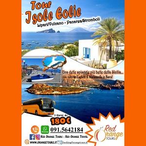 Tour Isole Eolie 2 giorni