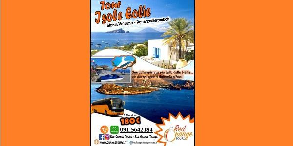 Tour Isole Eolie 3 giorni